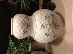 Irish Pottery, Irish Tea, Belleek China, Belleek Pottery, Irish Blessing, Pottery Sculpture, Pottery Plates, Pot Sets, Handmade Pottery