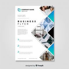 Flyer template with modern style free vector pdf minimalist graphic design, Flyer Design, Flugblatt Design, Page Layout Design, Graphic Design Brochure, Booklet Design, Brochure Design Inspiration, Banner Design, Magazine Ideas, Magazine Design