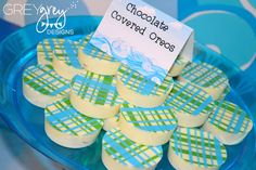 GreyGrey Designs: {My Parties} Lachlan's Loch Ness Monster Party