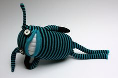 Love sock animals.  Here are some great ones via Odd Sox's flickr stream.