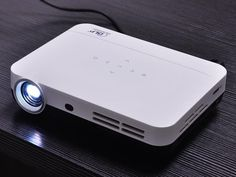 """3D Smart Proyector DLP """"3D-View"""" - 2D Medios de proyección 3D, 300 Proyección pulgadas, 500 lúmenes"""