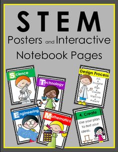 The set includes everything you need to get your class ready for STEM!Set…