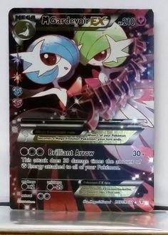 Mega Gardevoir Ex / M Gardevoir Ex RC31/32 FULL ART Holo Pokemon XY Generations Radiant Collection Rare NM/M