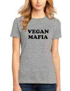 96368810754c2 Vegan T-Shirt Vegetarian T-Shirt Vegan Shirt Vegan Tshirt Vegan Vegan  Clothing Vegan Tee Women Cute Vegan Shirt