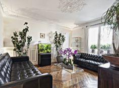 L'arredamento in stile parigino