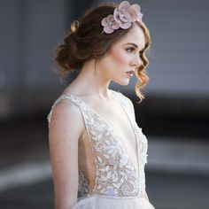 Gorgeous Sydney Photo shoot by @eternalbridal featuring Ines Di Santo Song gown | Head Pieces by Viktoria Novak | Photography by Inlighten Photography | Hair by Natalie Anne Hair | Makeup by Melissa Sassine Makeup