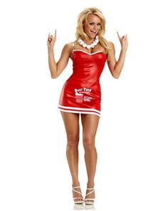 Beer Pong costume  sc 1 st  Pinterest & 32 best Beer Costumes images on Pinterest | Beer costume Costume ...
