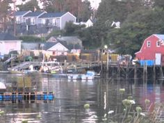 Bailey Island A fishing village In Beautiful Maine Through the eyes of a fisherman. Shots from the water and from the Island of interesting landmarks and Views of a Maine coastal village.