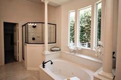Home Staging, Alcove, Bathtub, Bathroom, House, Standing Bath, Washroom, Bathtubs, Home