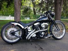 Custom softail - Harley Davidson Forums