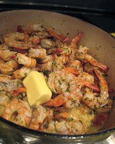 eatingclub vancouver: Shrimp Scampi