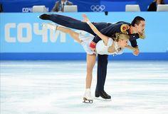 Sochi Olympics, Team Figure Skating Pairs Free Skate: live stream ...