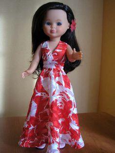 Vestidos Nancy, Nancy Doll, Little Presents, Vintage Dolls, Grey Stripes, Girl Dolls, American Girl, Doll Clothes, Kimono