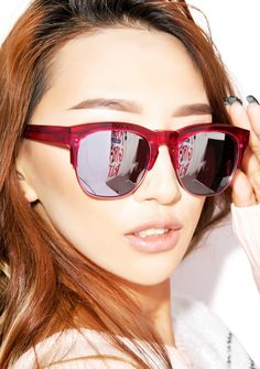 Wildfox Couture Club Fox Deluxe Sunglasses | Dolls Kill