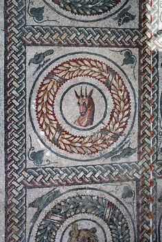 Enna Piazza Armerina - villa romana del casale - mosaico    #TuscanyAgriturismoGiratola
