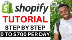 Shopify Tutorial For Beginners 2019 - How To Create A Profitable Shopify Dropshipping Store Google Shopping, How To Get, Store, Free, Storage, Shop