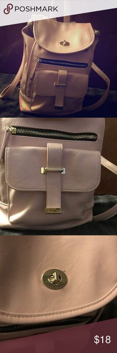 4d7192f81ac5 🎒FINAL SALE 🎒Madden girl pink backpack Cute pink backpack purse from  Madden Girl.