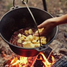My Recipes, Cooking Recipes, Healthy Recipes, Healthy Food, Dutch Oven, Grilling, Beans, Food And Drink, Vegetables