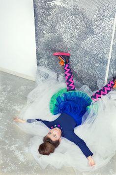 Amazing mim-pi dress from fairy land... #F/W2014
