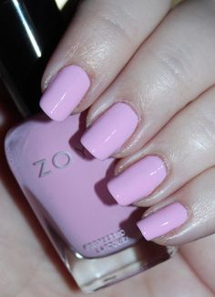 This is Zoya Nail Polish in the shade Jordan Zoya Charming Spring 2017 Collection Swatches & Review including the shades Jordan, Abby, Tina, Millie, Lacey, & Amira on All Things Beautiful XO