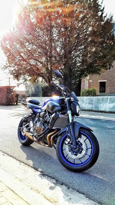 Yamaha Mt07, Cool Bikes, Vehicles, Naked, Dreams, Sportbikes, Car Wallpapers, Tricycle, Motorcycles