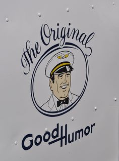 I don't know if the Good Humor ice cream truck was national or not, but here in… Photo Album Scrapbooking, Scrapbook Albums, Good Humor Ice Cream, Good Humor Man, Mcdonald's Restaurant, America Sign, Volkswagen Type 2, Vintage Neon Signs, Wisconsin Dells