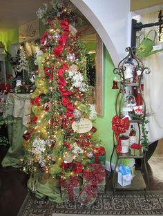 Christmas Decor - tree trimming