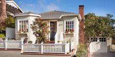 Beach House Decorating Ideas - Houzz Laguna Beach California Cottage Decor