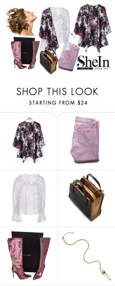 """Do your own thing"" by memyselfeye ❤ liked on Polyvore featuring Paige Denim, SCERVINO STREET, Marni, Dolce&Gabbana, women's clothing, women, female, woman, misses and juniors"