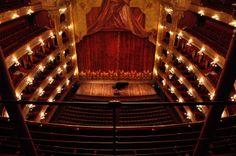 Teatro Colón em Buenos Aires/Argentina