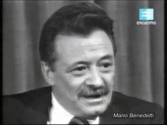 Entrevista a Mario Benedetti en España 1978 A Fondo. Completo - YouTube