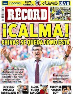 México - RÉCORD 18 de junio del 2015