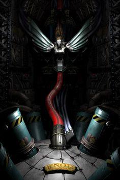 Jenova - Final Fantasy VII
