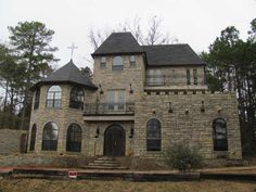 My Dream home would be a castle style home.  The interior design would be gothic and dungeon style.