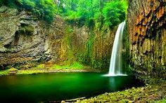 The cave/waterfall that Clovis and Raven visit. #Clovis #Leahcim #Raven #Jospin #UntilYouFindMe #Africa #AfricaLove #NewAdultBooks #College #BookLove #Gorillas #Conservation #RomanceBooks #RandomHouse #AmberHart #WeNeedDiverseBooks #UntamedSeries #RainForest