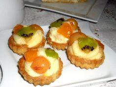 Linecké těsto na košíčky a jiné cukroví Eat Me Drink Me, Sushi, Grilling, Eggs, Restaurant, Baking, Breakfast, Ethnic Recipes, Baguette