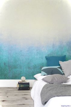Artsy wall painting ideas for your home 22