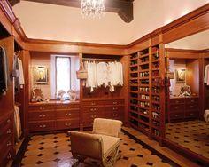 Mediterranean Closet Design, Pictures, Remodel, Decor and Ideas