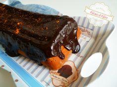 Cake alle carote di Luca Montersino