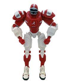 Another great find on #zulily! Alabama Crimson Tide FOX Sports Robot Action Figure #zulilyfinds
