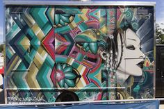 Hammer n Tong Food Truck #foodtruck #truck #food #graffiti #streetart #custom #spraypaint #aerosol #design #vehicle