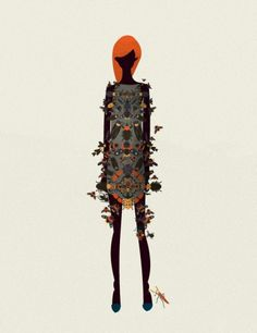 Cristian Grossi - fashion-illustrator