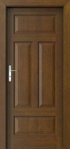 44 Ideas for main door single Wooden Front Door Design, Double Door Design, Wooden Front Doors, Wood Doors, Single Main Door Designs, Barn Door Decor, Modern Wooden Doors, Double Doors Interior, Room Door Design