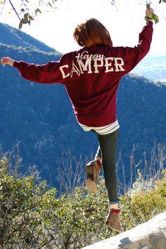 Happy Camper, Classic Spirit Jersey®