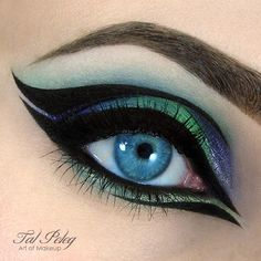I have trouble doing everyday/regular eyeliner. This is awesome.