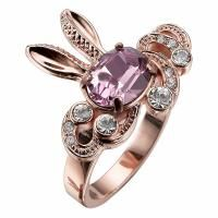 Loftasia - Luxury, High-end and Boutique Jewellery for Hotels and Resorts. theloftasia.com. BUNNY LOVE MINI RING