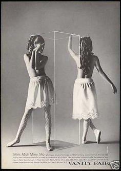 1968 Vanity Fair lingerie woman in pettiskirt photo vintage print ad Vintage Lingerie, Black Lingerie, Women Lingerie, Vintage Prints, Vintage Photos, Vanity Fair Lingerie, Lingerie Photos, 1960s Fashion, Vintage Advertisements