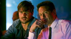 'Aquarius' (NBC).  David Duchovny, the 60's, and Charles Manson.  Enough said.  I'm fascinated with the 60's.  Good show!