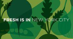 Greenmarket Co.: Fresh Is In New York City