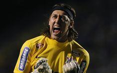 Cássio fechou o gol na campanha invicta do Corinthians